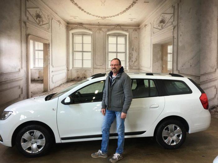 Kundengalerie Dacia Logan MCV Comfort Arktis Weiß