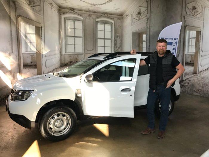 Kundengalerie Dacia Duster Ice Arktis Weiss