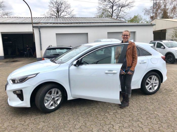 KIA Ceed Vision Exclusive Carraweiss