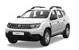 Dacia Duster LPG Arktis Weiss