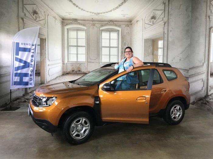 Dacia Duster Comfort Taklamakan Orange