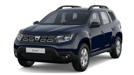Dacia Duster LPG Comfort Marine Blau