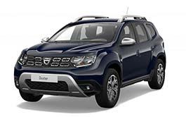 Dacia Duster LPG Marine Blau Comfort Celebration