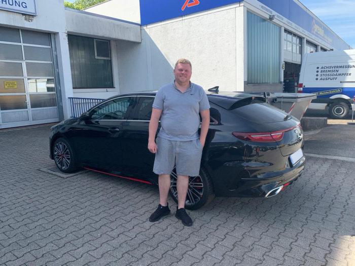 KIA ProCeed GT ZilianSchwarz