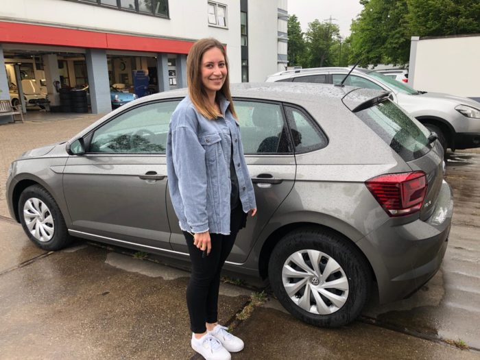 Kundengalerie Volkswagen Polo Comfortline Limestone Grau