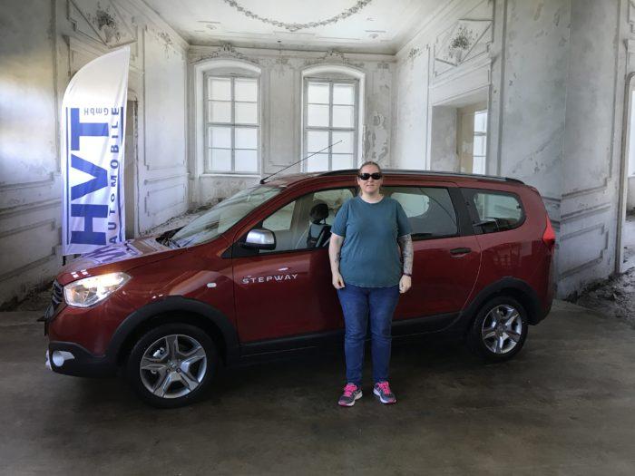 Dacia Lodgy Stepway Kalahari rot 071179