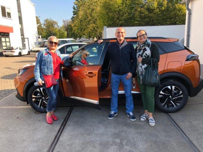 Peugeot 2008 1.2 PureTech Allure Orange Fusion
