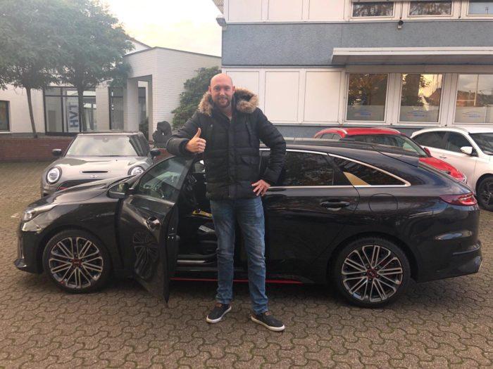 Kia ProCeed 1,6 T-GDI GPR GT Zilianschwarz Metallic