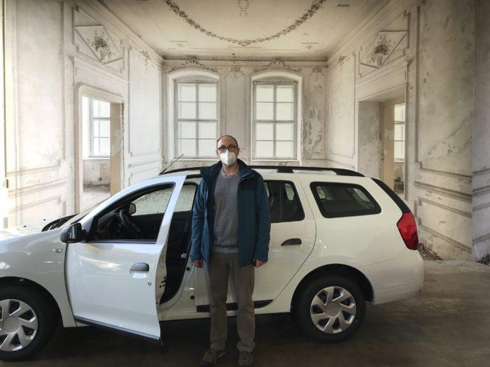 Dacia Logan MCV TCe 100 LPG Essential Arktis weiß