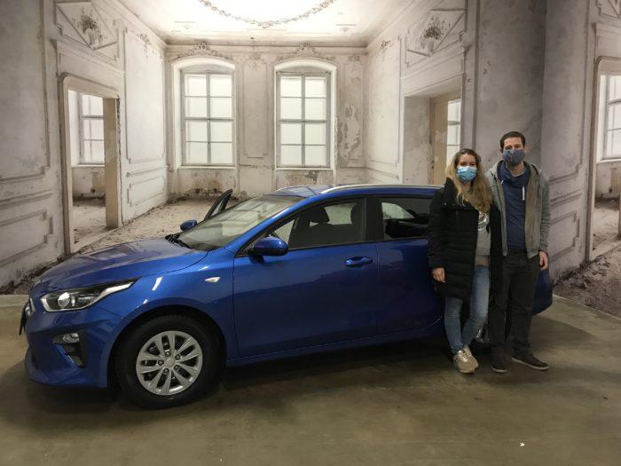 Kia Ceed Sportswagon 1.0 T-GDI GPF Edition 7 Comfort Blue Flame Metallic