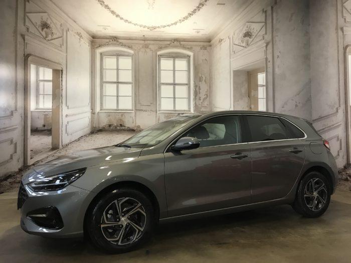 Hyundai i30 5-Türer 1.0 T-GDI Trend Olivine Grey Metallic