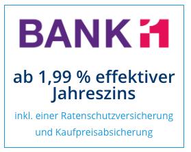 Bank 11 Finanzierung