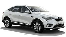 Renault Arkana weiß