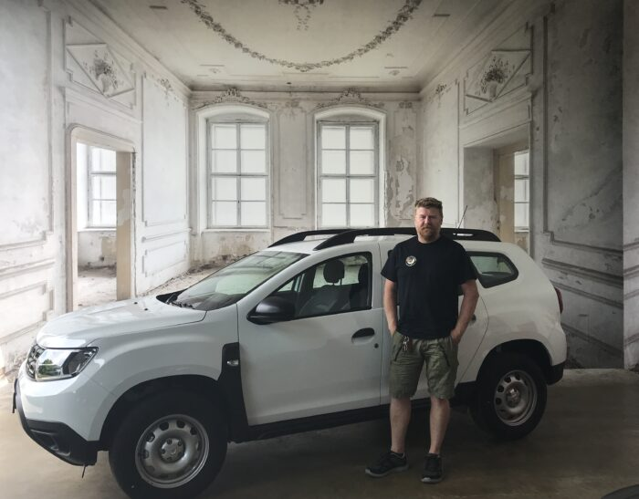 Dacia Duster Ice LPG weiß