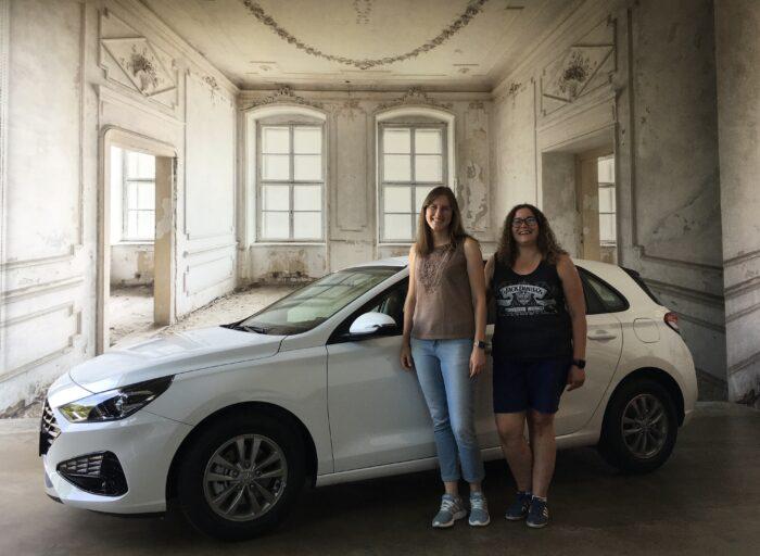 Hyundai i30 5-Türer 1.0 T-GDI Select DCT Polar white