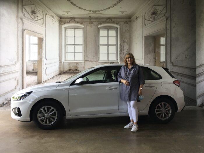Hyundai i30 Select Polar white